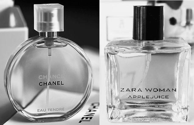 Risultati immagini per zara perfume dupes